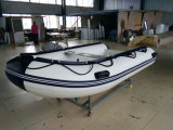 Inflatable Aluminum Boat with Hypalon Tube Rib-310
