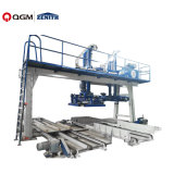 Germany Automatic Concrete Cement Hollow Brick Block Making Machine Construction