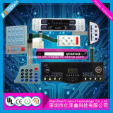 Membrane Switch Factory Flexible PCB Assembly in Double-Sided PCB Printed Circuit Board