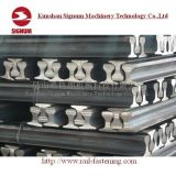 Steel Rails for Railways and Cranes
