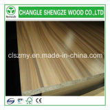 Wood Grain 15mm 22mm Melamine Particle Board