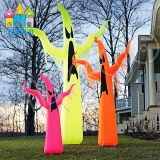 Halloween Decorative Inflatable Halloween Screaming Ghost Combination