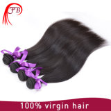 Straight Hair Weaves Indian Remy Human Hair