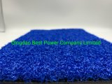 Blue Colour Nice Price Free Sample Artificial Grass for Multi Sports