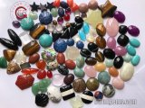 Semi-Precious Gemstone Beads 4mm 6mm 8mm 10mm 12mm Loose Strand and Gemstone Cabochon Fashion Jewelry Factory Wholesale