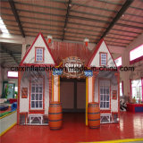 Inflatable Buildings for Beer Advertising, Inflatable Bar/Pub for Party/Drinking