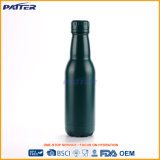 2017 Customized Hot Sale Fashion Design 304 Stainless Steel Beer Bottle