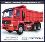 Promotion Price HOWO 18cbm 25ton Dump Truck