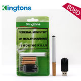 300 Puffs Electronic Cigar 808d with Disposable 2 Cartridges