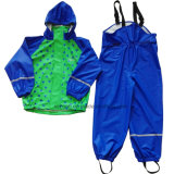 Kids PU Raincoat