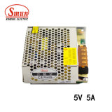 Smun S-25-5 25W 5V 5A AC/DC Switching Power Supply