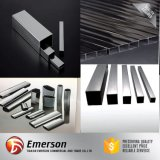 High Quality Wholesale Custom Cheap Factory SS316L 304 Seamless Welded Square Rectangular Stainless Steel Industry Pipe