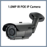 1.0MP Poe Waterproof IR Bullet Network CCTV Security IP Camera (WH12)