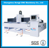 Horizontal CNC 3-Axis Glass Edge Grinding Machine