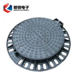 Anti-Theft Cast Iron Manhole Cover and Frame with Lowest Price