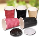 High Quality Disposable Paper Cup Lower Price Coffee Cup Custom Logo