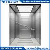 Stainless Steel Cabin Passenger Lift