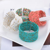 Latest Bohemia Retro Multi Rows Beaded Bracelet & Bangle, Fashion Jewelry