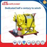 Piston Air Winch Made in Yantai Shandong to Lift and Drag Heavy Cargo