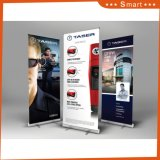 Factory Supply Trade Show Newly Stable Wide Base Roll up Banner Stand