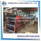 PU Sandwich Steel Wall Foaming Line with Automatic Forming Cutting