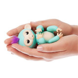 Wholesale 2017 Most Popular Smart Monkey 6 Colors Mini Colorful Interactive Baby Monkey Toys