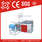 Automatic PP Non Woven and Plastic Disposable Shoe Cover Making Machine