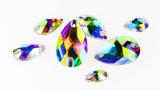 Wholesale Crystal Sew on Flatback Rhinestones for Garment Accessories