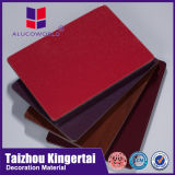 Alucoworld Aluminium Composite Plate Exterior Cladding Panel Price