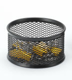 Office Supplies/ Metal Mesh Stationery Pencil Holder/ Office Desk Accessories