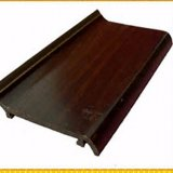 Deep Colour PVC Accessory Skirting Board