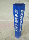 Flexible Flag Rod Warning Signs Pile with Lowest Price