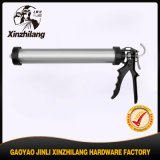 Aluminum 600ml Sausage Building Glass Caulking Gun