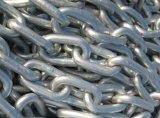 Black Iron Chain Link Chain Marine Buoy Chain