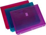 Clear Plastic Binder & Clear Folder File