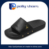 Wholesale Platform Man Slipper Rubber PU Slipper Shoe