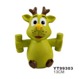 Wholesaler Price Green Animal Shape Lovely Soft Pet Toy (YT99303)