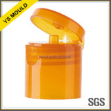 4 Cavities Cold Runner Cleanser Essence Automatic Demoulding Cap Mould