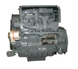 Deutz Series Turbo Charged Air Cooled Diesel Engine Bf4l913