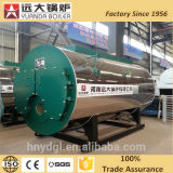 2016 hot sale hot water boiler diesel fuel steam boiler