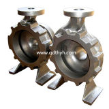 OEM Custom Casting Pump Body Pump Housing Casting with CNC Machining