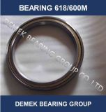Deep Groove Ball Bearing 618/600 M with Brass Cage