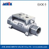 Mintn 201 Series Pneumatic Thread Connection Shuttle Valve
