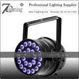 Short Parcan LED Wash Lighting 24*10W RGBW Stage Lighting Stage Concert Planning