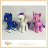 Soft Plush Stuffed Animal Pony Kids Children Baby Doll Promotional Toy Gift