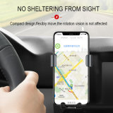 Wireless Car Charger Fast Charging for iPhone X Samsung
