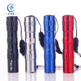 Wholesale Aluminum Mini Torch Rechargeable Flashlight/Promotional Gift