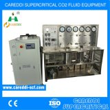 High Oil Rates Mini Supercritical CO2 Extraction Machine for Cbd