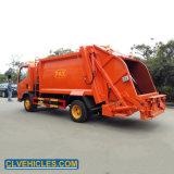 HOWO Medium Residential Garbage Disposal Compressed Car