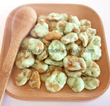 International Sell Broad Bean/Fava Beans Roasted Coated with Wasabi Flavor